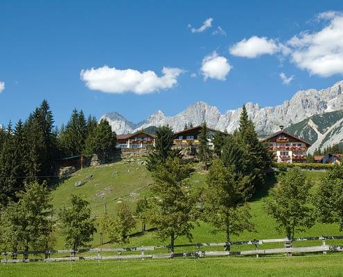 Hotel Ramsauer Alm in Ramsau am Dachstein