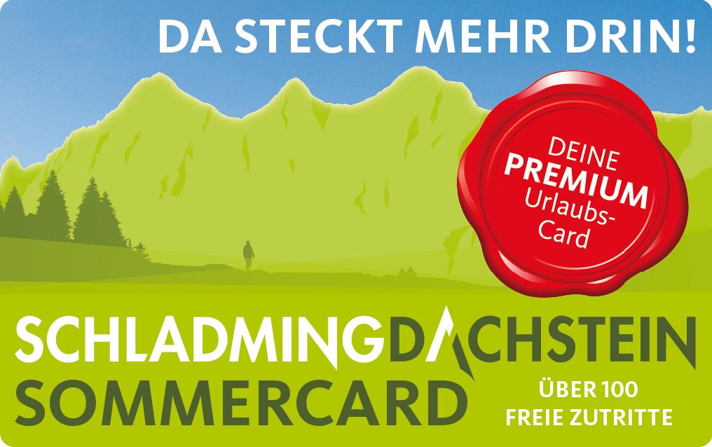 Schladming-Dachstein Sommercard Logo